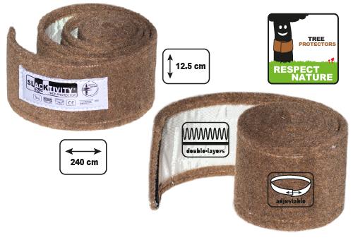 Slacktivity slackline boombeschermer kwaliteit